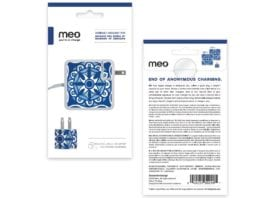 Meo Blue Charger Packaging