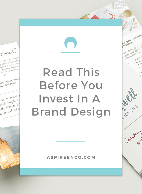Read This Before You Invest In A Brand Design