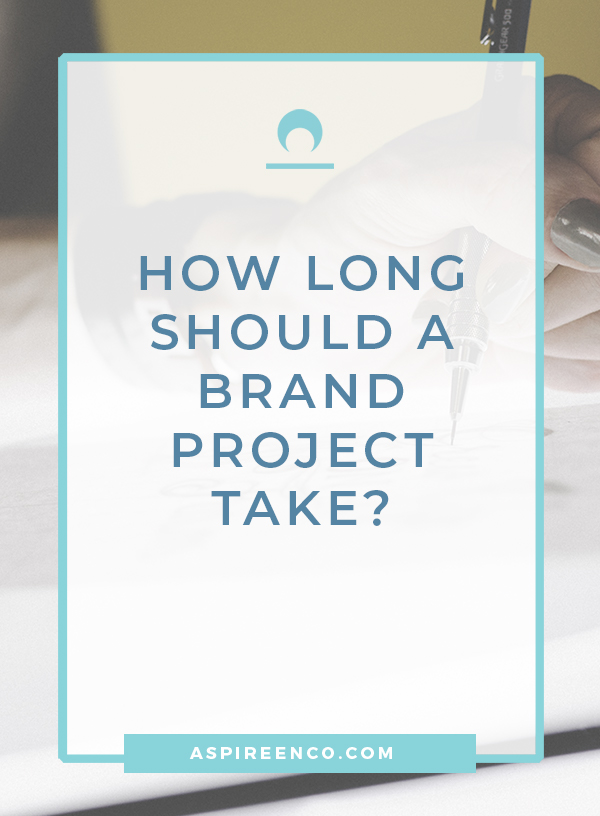 How Long Should a Brand Project Take?